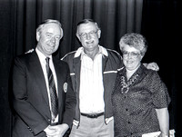 Roger Whitaker Concert Steve and Marjean Moser - Center Stage - Oct 1990