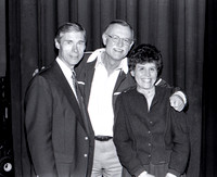 Roger Whitaker with Sander and Merlyn Larson - Center Stage - Oct 1990