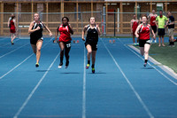 The first track meet of the 2014 Spring Semester at Brigham Young University-Idaho.
