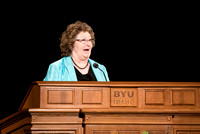 BYU-Idaho Devotional. Guest speaker Deanna Hovey. Jul 2018