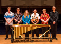 Rix Stix - Percussion Ensemble directed by David Taylor - July 2018