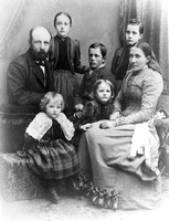 1892 Jacob Spori Family