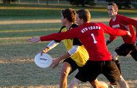 Competitive Ultimate Frisbee