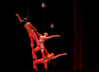The Golden Dragon Acrobats present Cirque Ziva, a world-class cirque spectacular perform live  at the BYU-Idaho Hart Auditorium.