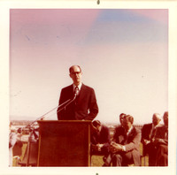 Henry B. Eyring served as President of Ricks College from 1971 - 1977.