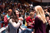 BYU-Idaho students gather together to learn how to discover their passion, tell their story and network effectively.