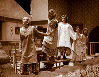 Dancing at Lughnasa is the story of five unmarried sisters eking out their lives in a small village in Ireland in 1936. Written by Brian Friel and directed by Justin Bates.