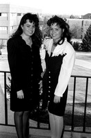 Kim and Kris Shelly- ASRC March 1992