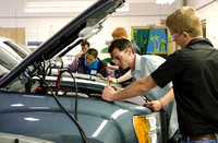 BYU-Idaho Automotive Skills competition for High School Students