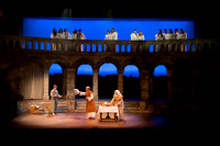 The Savior of the World is a musical production based on scriptural accounts about the birth and ressurection of the Savior. It is a joint production put on by the Department of Theater and Dance and