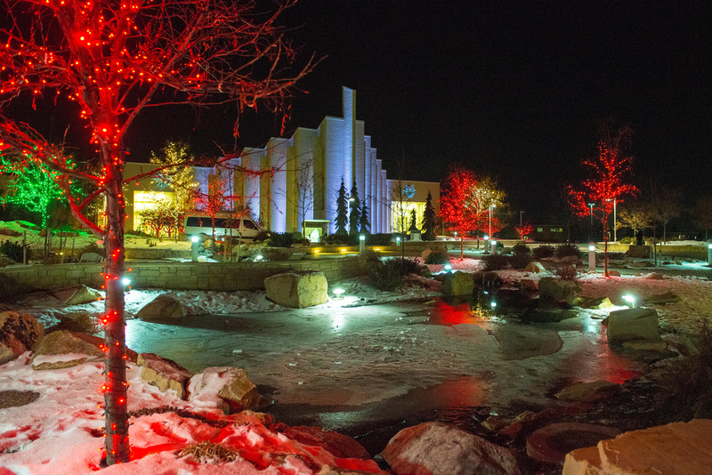 Byu Idaho Christmas