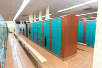 Hart Building Locker Rooms