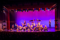 BYU-Idaho Dance Department performs in the Oscar A. Kirkham Auditorium.