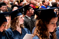 Byu-Idaho graduates at commencement