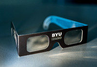 BYU-Idaho Eclipse Glasses