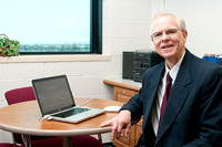 Portrait of Kent Jackson, for new cit website