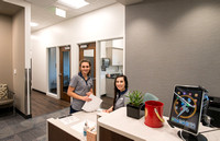 Wellness Center moves into it's new facilities in the Hart Building.