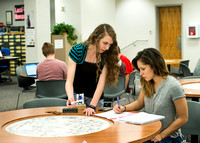 The BYU-Idaho Tutoring Center located in the David O. McKay Library.