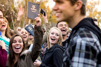 A world-wide Book of Mormon Project, founded by BYU-Idaho students Jacob Justice and Jacob Christensen, with a goal to flood the earth with The Book of Mormon. They are producing a YouTube video calle
