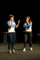 This team of students tromp the stage and entertain with never-before-seen inprov performances that spring to life based on the suggestions you give