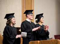 BYU-Idaho Graduation. Fall Semester.Teacher Education Convocation. Dec 2017