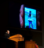 Big Fish Story. Emeritus General Authority of the Seventy speaks at the bYU-Idaho devotional.