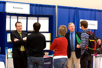 Brigham Young University-Idaho's academic departments show to students what their departments have to offer.
