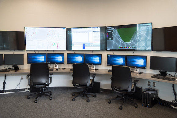 The Cyber Security Lab In Science And Technology Center
