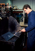 Welding Department