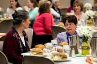 A Luncheon dedicated to the women who work on BYU-I campus.