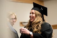 BYU-Idaho Graduation. Fall Semester. Teacher Education Convocation. Dec 2017
