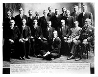 1909 The High Council-Pres Dalby