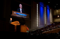 Emeritus General Authority of the Seventy speaks at the BYU-Idaho devotional.