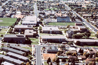 Aerial Photos of Ricks Campus and the surrounding area.