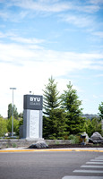 BYU-Idaho Sign