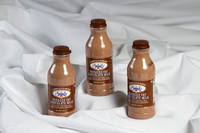 A creamy and delicious chocolate milk made by the BYU Creamery.