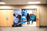 The Alumni Office celebrates with Graduates and welcomes them into the Alumni Association.