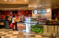 Stacks & Wraps, one of your options in the Crossroad Foodcourt.