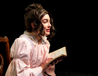 "The Drama Department presents ""Northanger Abbey."" 2017"