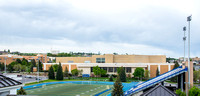 The view of Campus from NorthPoint Balcony.