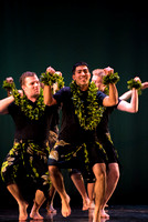 Student Dancers come together and perform Extravadance in the Kirkham Auditorium.