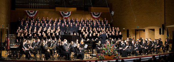 For the first time, the BYU-Idaho Department of Music presents a major Independence Day concert to celebrate our national heritage! Join the BYU-Idaho University Band, more than 300 choral singers, an