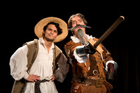The Theater Department presents 'Man of La Mancha.'