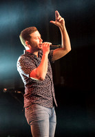 American Idol Winner Scotty McCreery performs Center Stage in the Hart Auditorium.