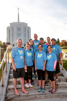 Temple to Temple Relay