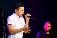 David Archuleta performed two concerts during Spring Semester in the Hart Auditorium.