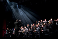 BYU-Idaho Center Stage Concert. Sound Allegiance featuring guest artist Benny Green. Mar 2018