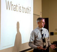 What is Truth? An introductory lecture by Alan Holyoak teaching a Science Foundation class.
