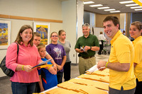 BYU-Idaho Education Week: Strengthening individual and families through lifelong learning. Registration and check in for Education Week.