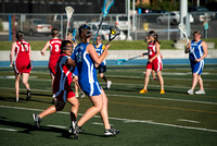 BYU-Idaho competitive sports, Women's Lacrosse Championship at the stadium.  BYU-Idaho photo by Michael Lewis